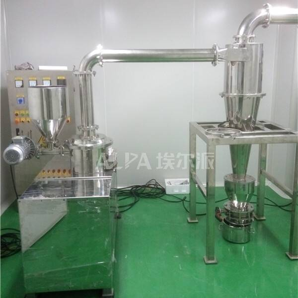 深圳某生物科技有限公司 购买骨粉超微粉磨机CSM280