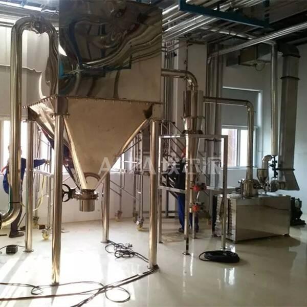 某(上海)生物技术研发中心有限公司 购买五谷杂粮超微工业粉碎机CSM240-VD